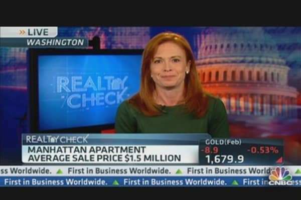 Fiscal Fear Drives Manhattan Apartment Sales