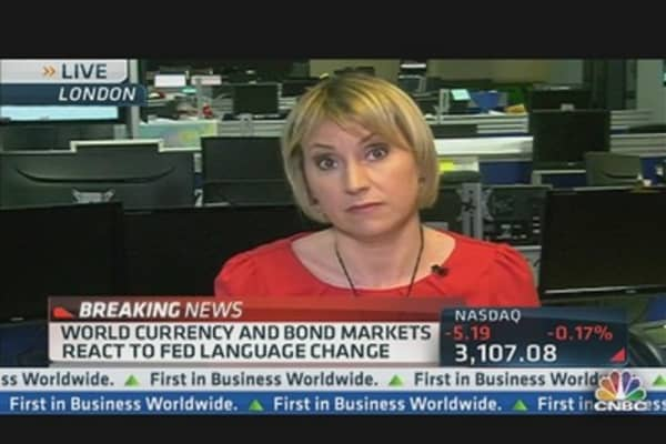 Would End of QE Worry World Markets?