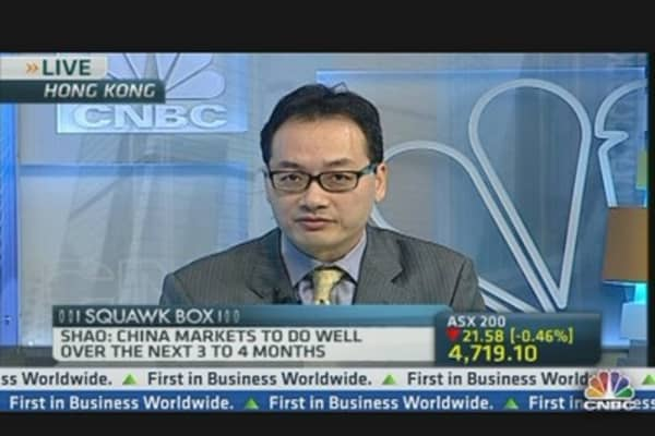 Time to Get Into China Stocks: Macquarie