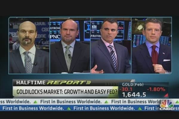 Buy Protection Now: Pete Najarian