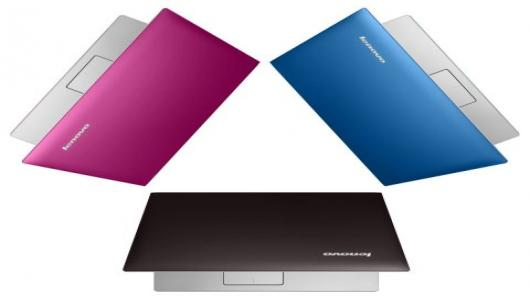 Starting at approximately $699USD, the Lenovo IdeaPad Z400 and Z500 laptops optimized for the Window ...