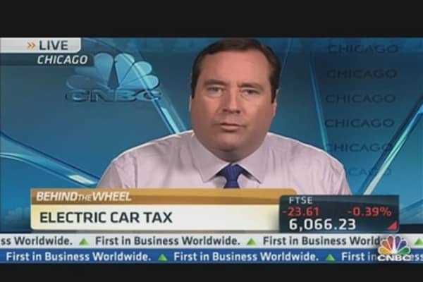 Taxing Times For Electric Cars?