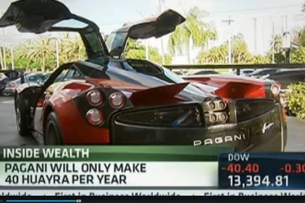 Pagani Huayra: Take a $1.6 Million Dollar Ride