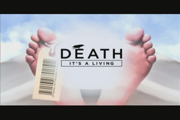 Death: It's a Living (Cold Open)