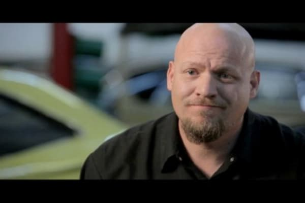 Car Chasers Sizzle