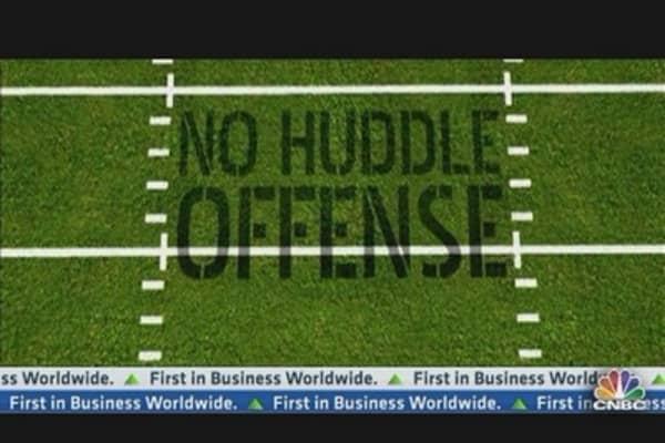 No Huddle Offense: Earnings Season Ahead