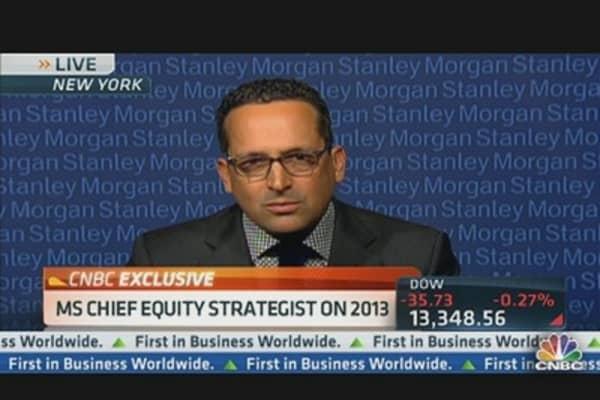 Wall Street Bear Makes 2013 Calls