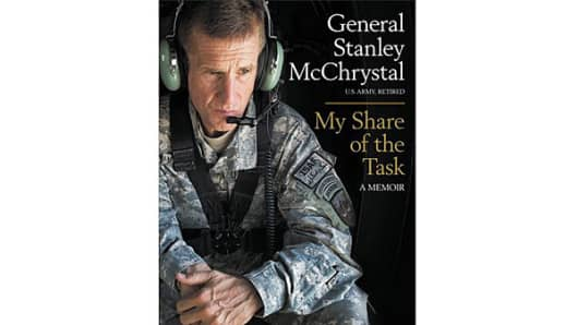 My Share of the Task, by General Stanley McChrystal