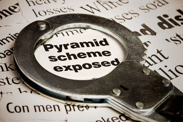 7 Signs That Your Multi-Level Marketing Business Is Really A Pyramid Scheme
