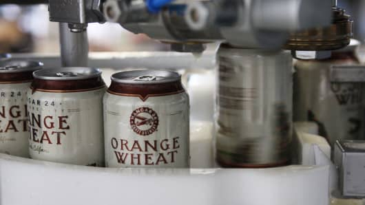 Hangar 24's Orange Wheat uses oranges grown in California's Inland Empire.