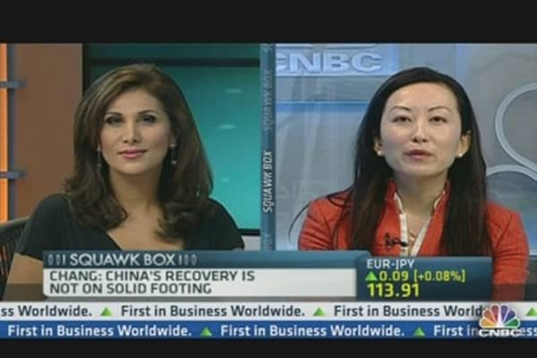 Cautious About Recovery in China: Barclays
