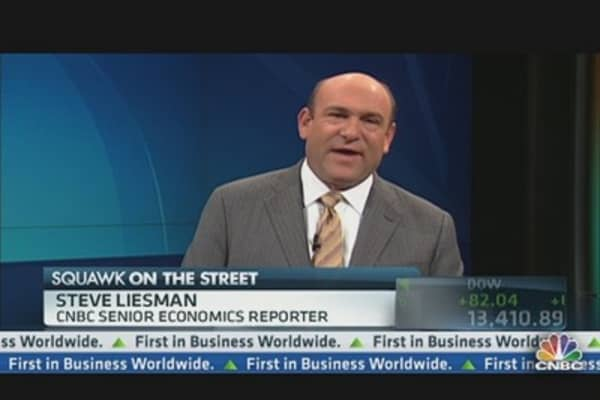 Liesman's Road to 6.5% Unemployment