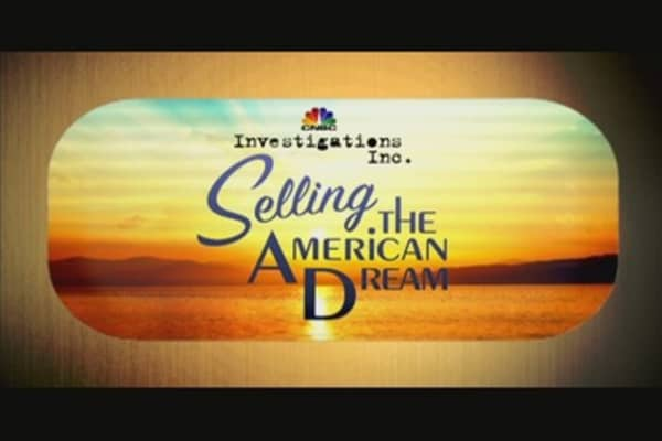 Selling the American Dream: Investigations Inc.
