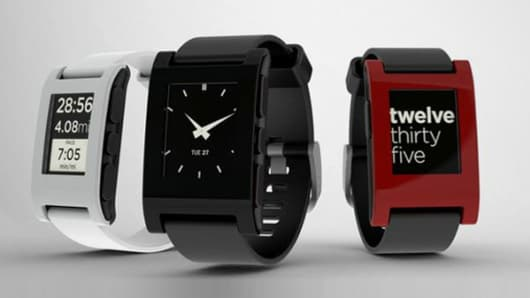 Pebble Watches
