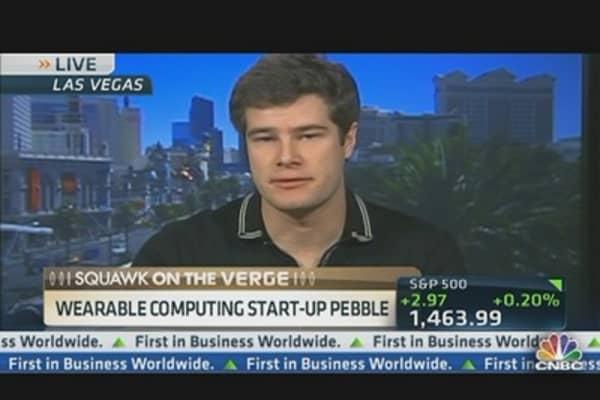 Pebble Smartwatch Ships January 23rd