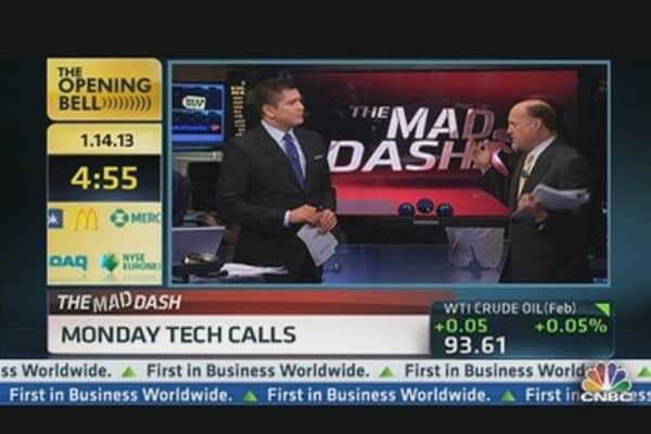 Cramer's Mad Dash: Icahn's Transocean Stake