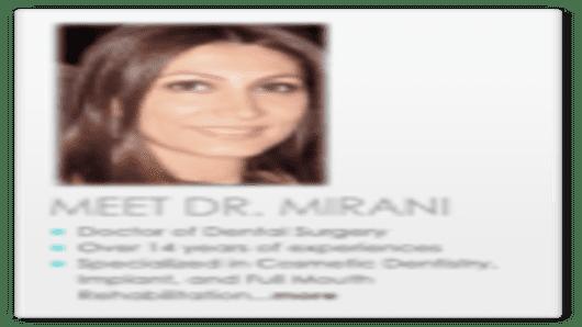 Marjan Mirani, DDS