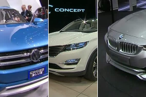 LeBeau: 3 Coolest Things at Detroit Auto Show