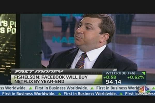 A Few Facebook Surprises for 2013: Fishelson
