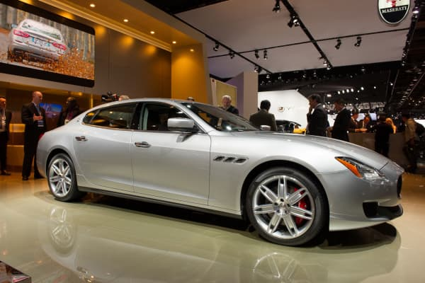 6th Gen Quattroporte