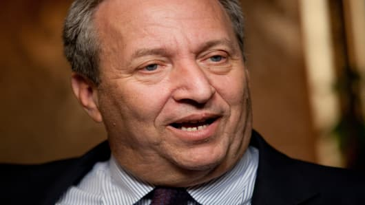 Lawrence 'Larry' Summers