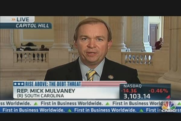 Rep. Mulvaney's Proposes Cuts to Pay For Sandy Relief