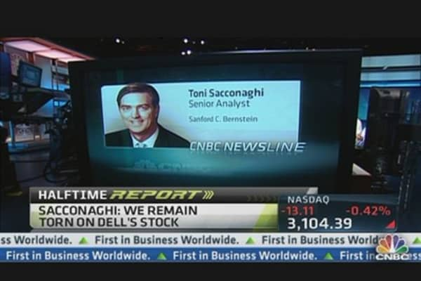 Dell Buyout 'Will Not Happen': Sacconaghi