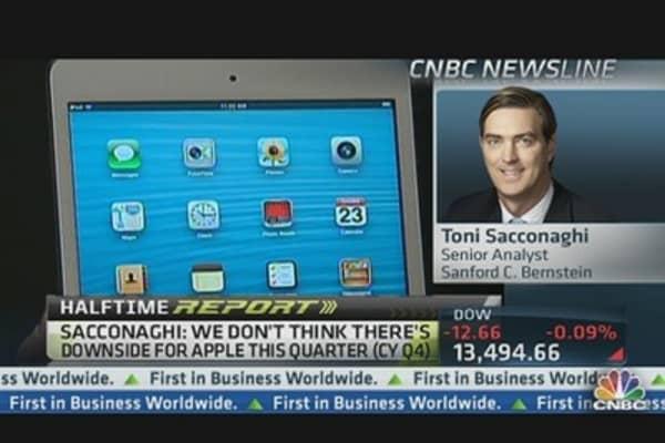 Apple 'Entering Growth Purgatory': Top Tech Analyst