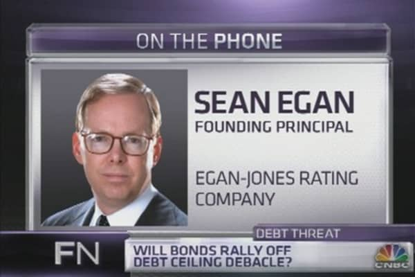 Sean Egan: Debt Ceiling Downgrade?