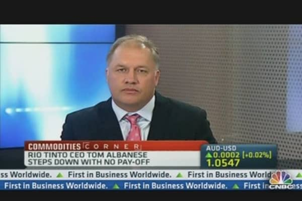 Rio Tinto's New Chief to Turn Company Around?