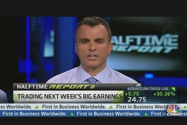 Terranova: Watch These Earnings Next Week
