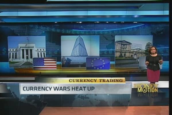 Currency Wars to Heat Up?