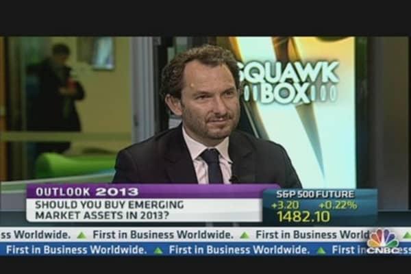 Buy Emerging Market Equities: Pro
