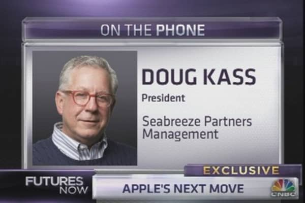 Kass Makes Call on Apple