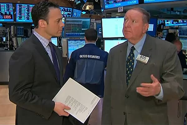 90 Seconds with Art Cashin: Total Lack of Geopolitical Influence