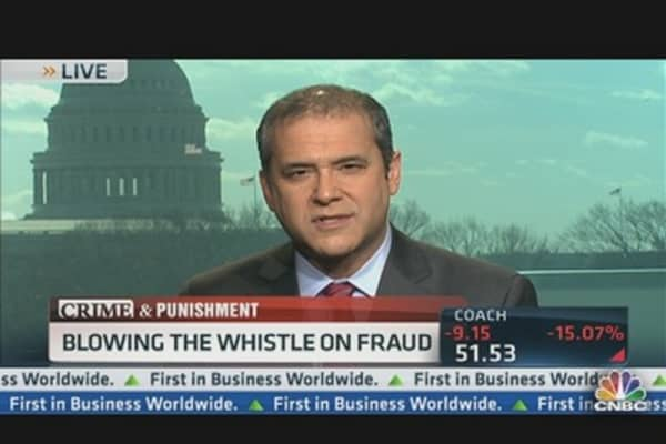 Blowing the Whistle on Fraud