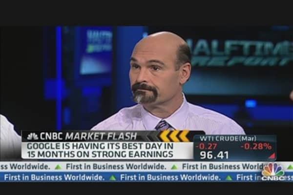 Google Stock Headed Toward $700: Najarian