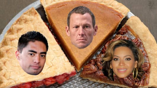 Humble Pie!