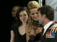 Chatting with Porn Stars on the Red Carpet