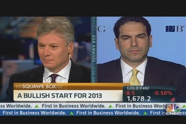 A Bullish Start For 2013
