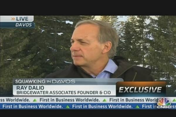 Dalio's Perspective on Deleveraging:  Davos, Part 1