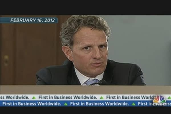 Goodbye Geithner, Hello Lew