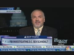 FBI Investigating DC Sex Scandal?