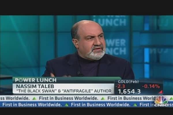 Nassim Taleb: We Have to Address the Core of the Problem
