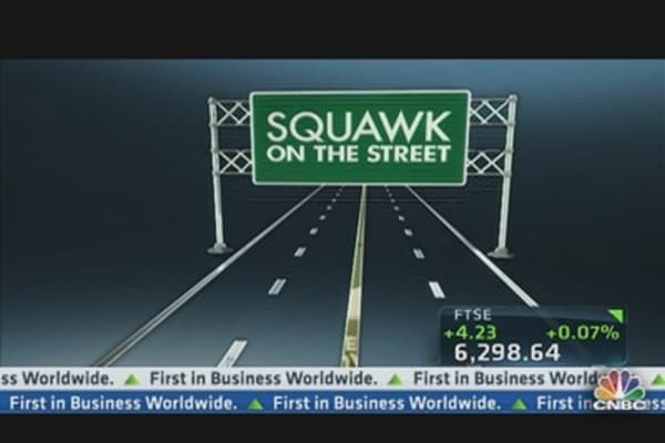 Squawk Roadmap: Ford & Yahoo Beat Estimates