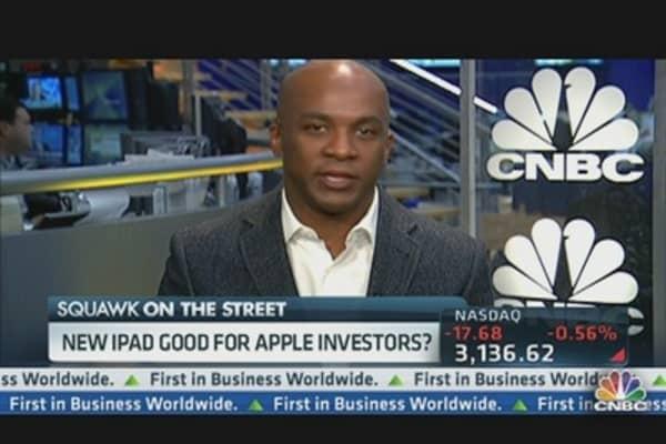 Apple Announces Launch of 4th Gen. iPad