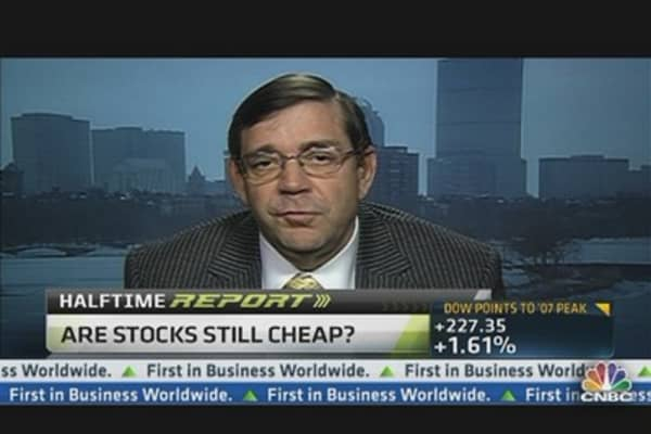 Delphi's Scott Black Reveals Top Stock Pick