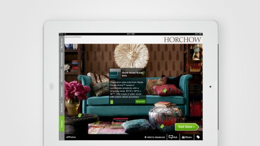 Houzz iPad app