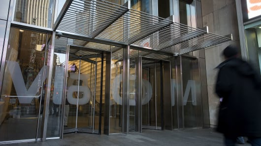 Viacom Headquarters in New York City.