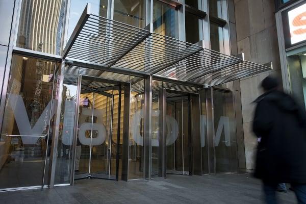 Viacom Headquarters in New York City.